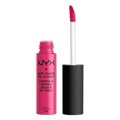 Матовая помада NYX SOFT MATTE LIP CREAM Paris