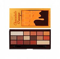Палетка теней Makeup Revolution I Heart Makeup Chocolate Orange
