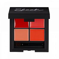 Палетка помад Sleek MakeUp Lip 4 Palette Siren