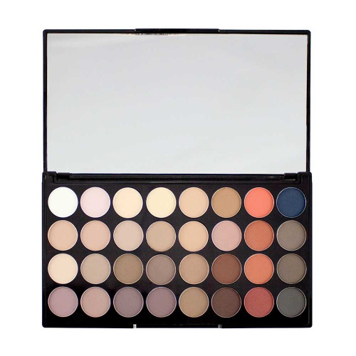 Палетка Makeup Revolution Ultra 32 Palette - Flawless Matte 2 фото 2