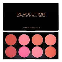 Кремовые румяна Makeup Revolution All About Cream