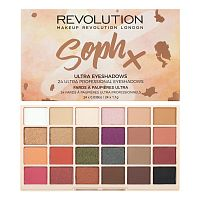 Палетка теней Makeup Revolution Soph X Eyeshadow Palette