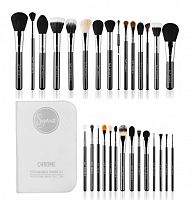 Набор кистей Sigma Beauty Complete Kit - Chrome