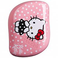 Расческа Tangle Teezer Compact - Hello Kitty Pink