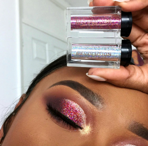 Глиттер Makeup Revolution Glitter Bomb Orion's Belt фото 4