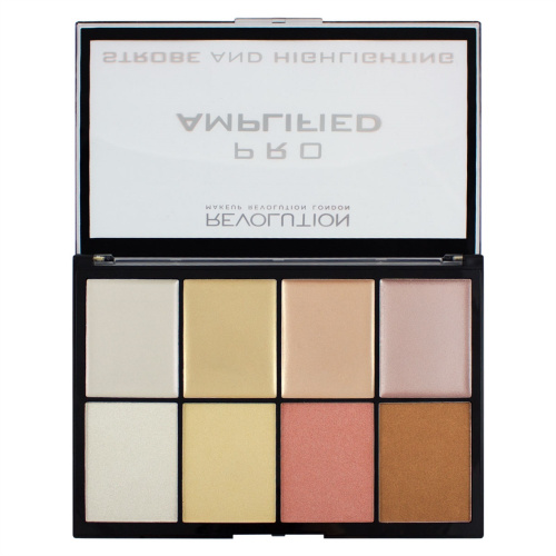 Набор для стробинга Makeup Revolution Amplified Strobe & Highlighting  фото 3