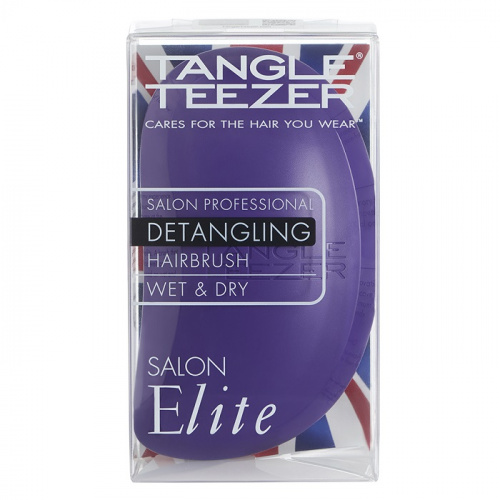 Расческа Tangle Teezer Salon Elite Violet Diva фото 5