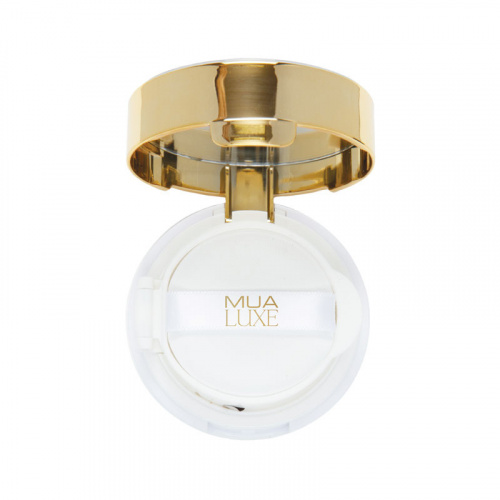Жидкий хайлайтер кушон MUA Luxe Glow Beam Liquid Highlight Cushion - Gold фото 5