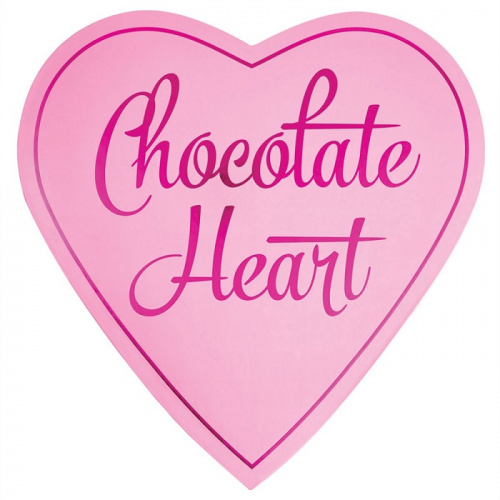 Набор косметики I Heart Revolution Chocolate Heart фото 5