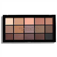 Палетка Makeup Revolution Re-Loaded Palette Basic Mattes