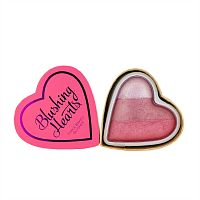 Румяна I Heart Makeup Blushing Hearts - Bursting with love
