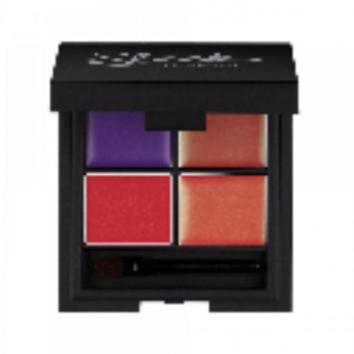 Палетка помад Sleek MakeUp Lip 4 Palette Mardi Gras