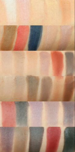 Палетка Makeup Revolution Ultra 32 Palette - Flawless Matte 2 фото 4