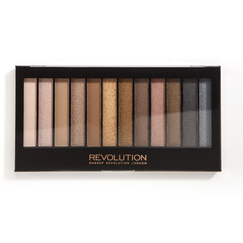 Палетка теней Makeup Revolution - Iconic 1