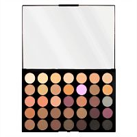 Палетка теней Makeup Revolution Pro HD Palette Amplified 35 - Neutrals Cool