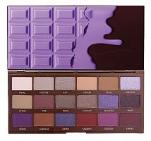 Палетка теней Makeup Revolution Revolution Violet Chocolate Palette